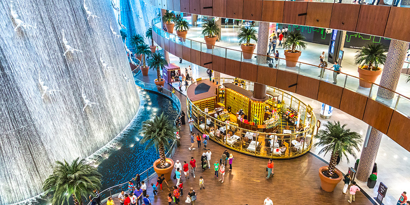 Joule Group Retail Malls Sector