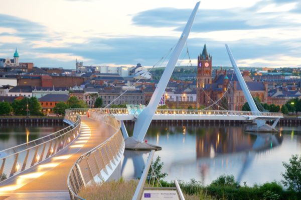 Putting Derry on the Map- UK Update